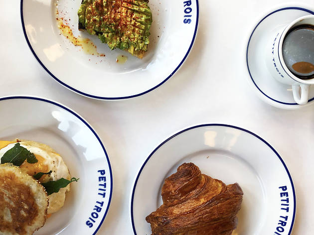 We spent an entire day eating in the Valley's new Petit Trois bistro