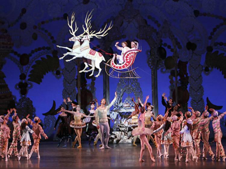 Ballet at Lincoln Center