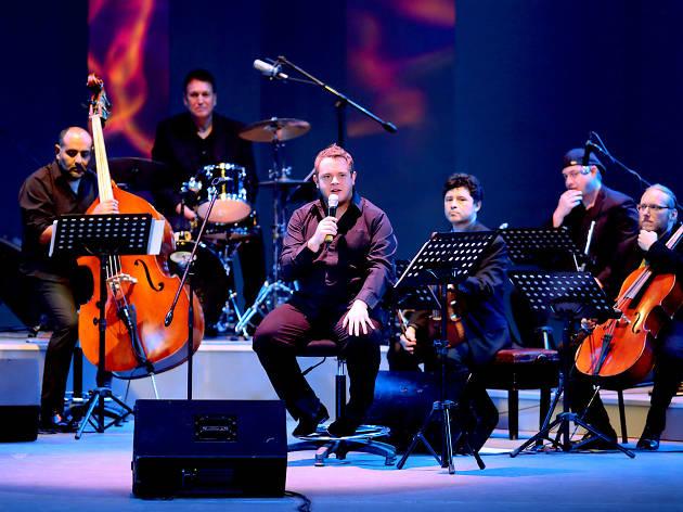 Rodrigo de la Cadena Big Band