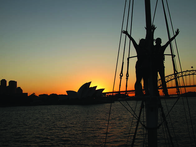 Twilight Tall Ships Cruise