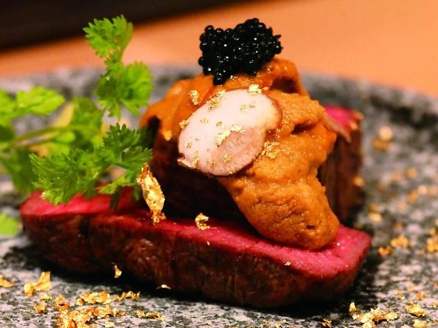 東京肉割烹 すどう