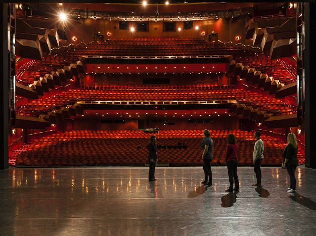 Arts Centre Melbourne Backstage Tour
