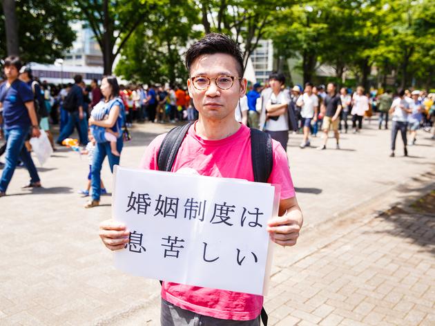 過去最大級の東京レインボープライド、パレード参加者の思いとは