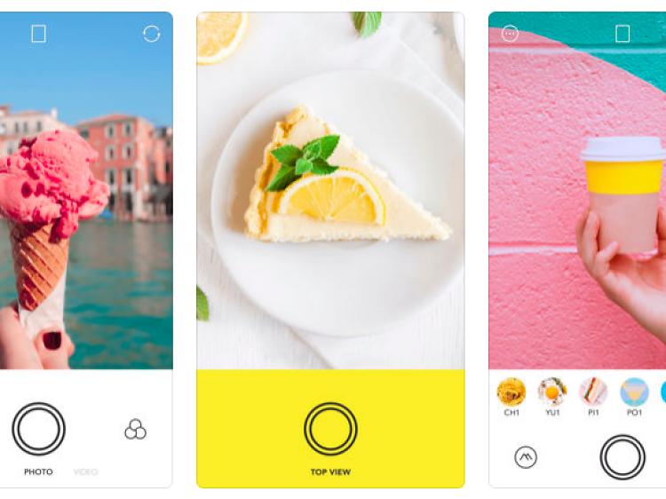 女生手機必備的十大拍攝 app