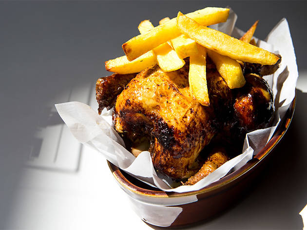 Dónde comer el pollo más sabroso