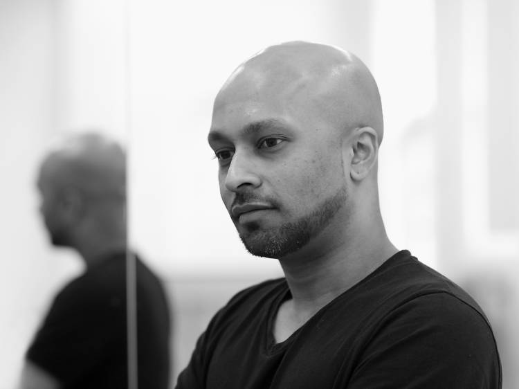 Akram Khan is at the helm