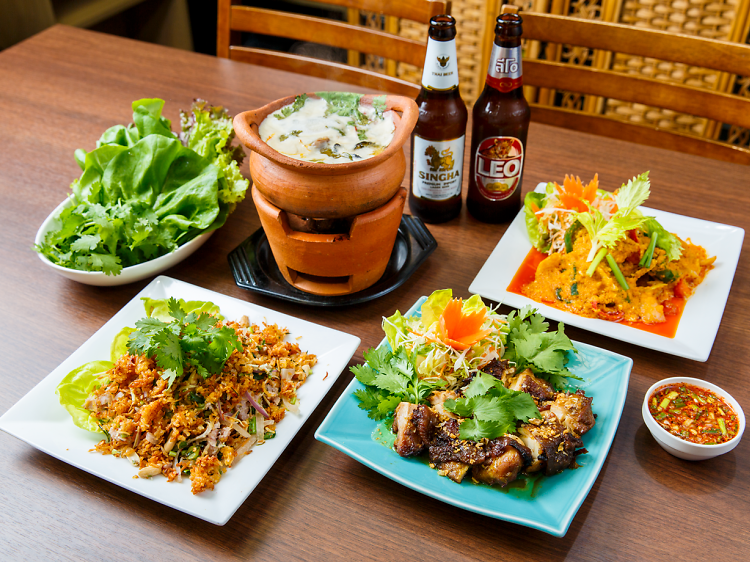 Best international restaurants in Tokyo