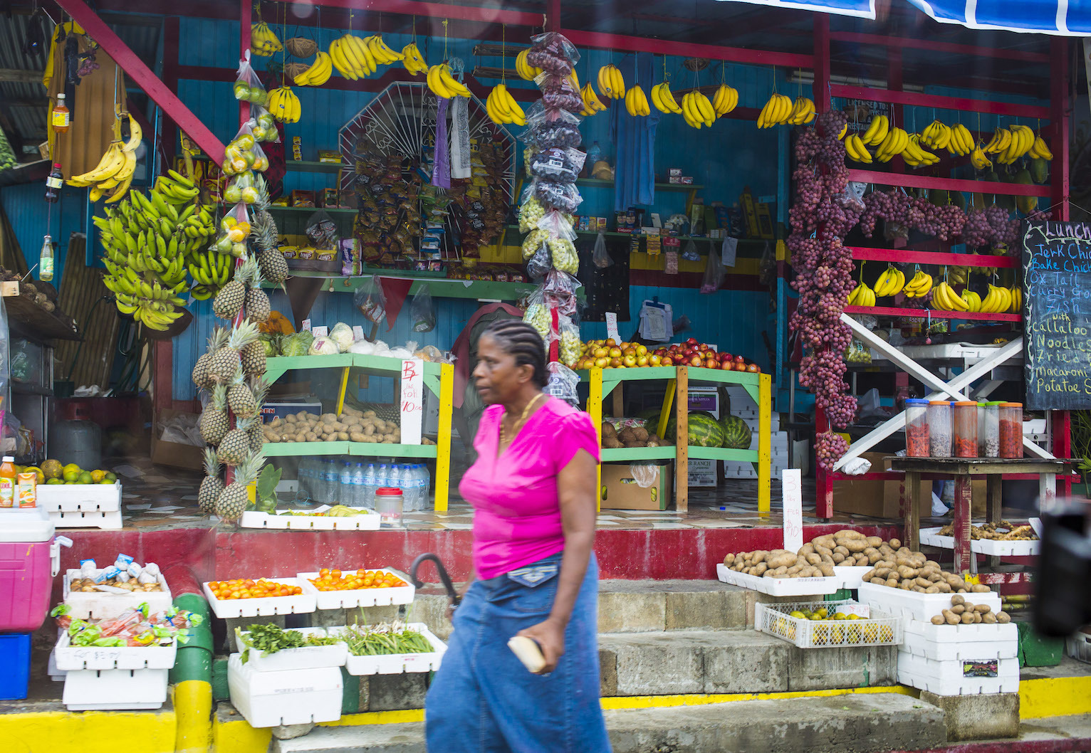 Five places to eat like a local in Tobago