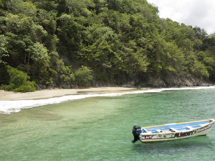 Take a cruise to Cotton Bay