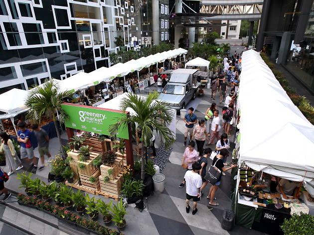 Greenery Market