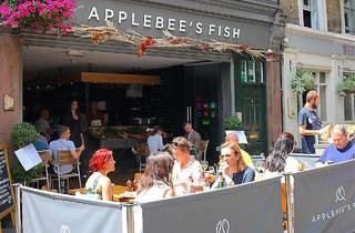 Applebee's Fish