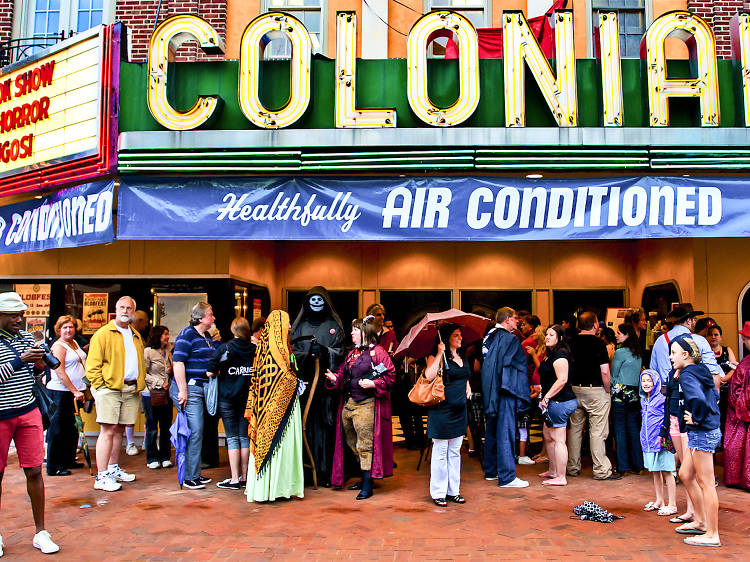Blobfest at Colonial Theatre