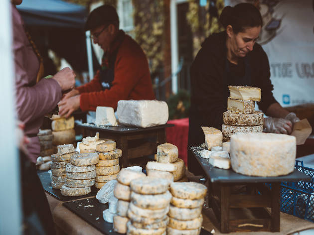 The London Cheese Project festival