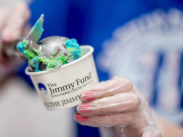 Jimmy Fund Scooper Bowl