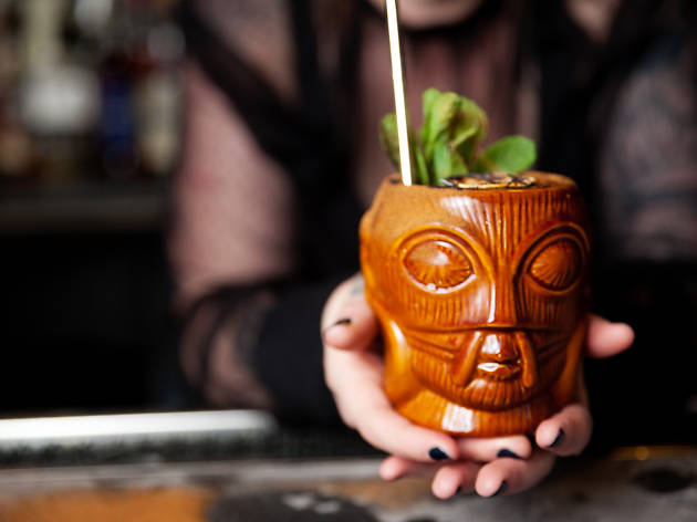 Tiki at Midnight Cowboy
