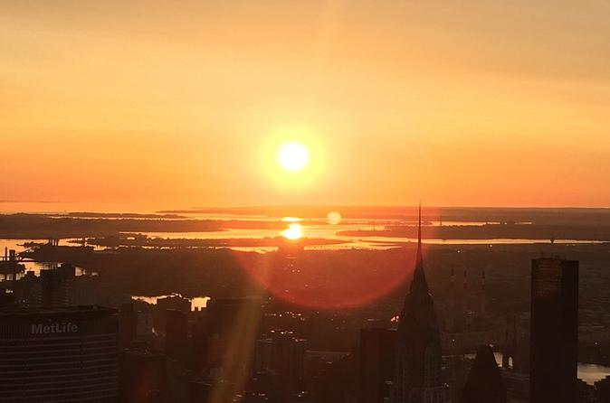 Empire State Building Sunrise Experience