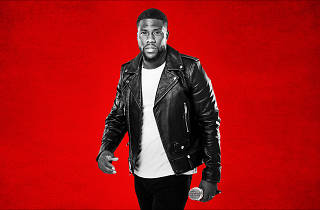 Kevin Hart plays the BB&T Pavilion.