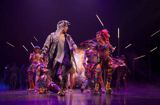Cirque du Soleil's latest spectacle is called VOLTA and it's coming to Oaks, PA.
