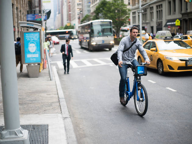 Get free chocolate, cheese and Citi Bike rides this week courtesy of Switzerland