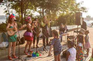 Hudson River Park Kids Programs