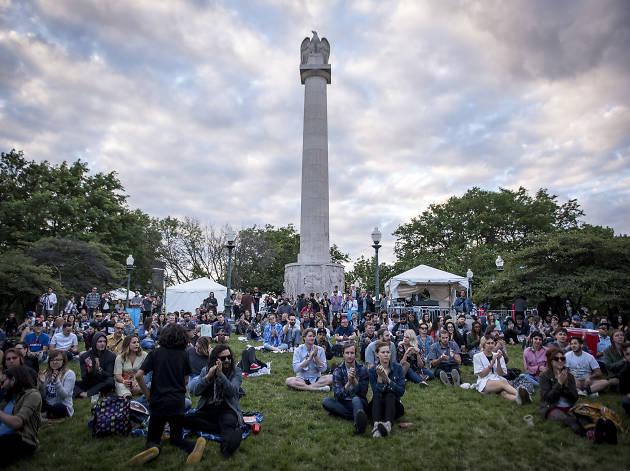 Logan Square Arts Festival