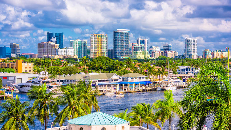 The ultimate guide to Fort Lauderdale