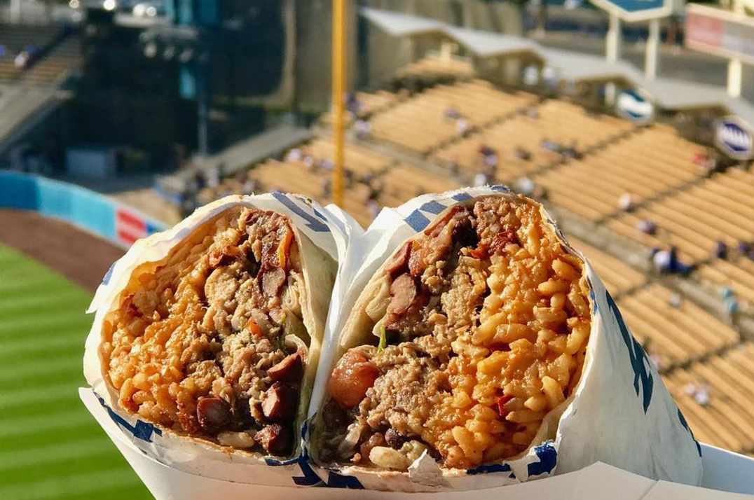 What to Eat at Dodger Stadium, the Staples Center and More Dodger Stadium Food Map on