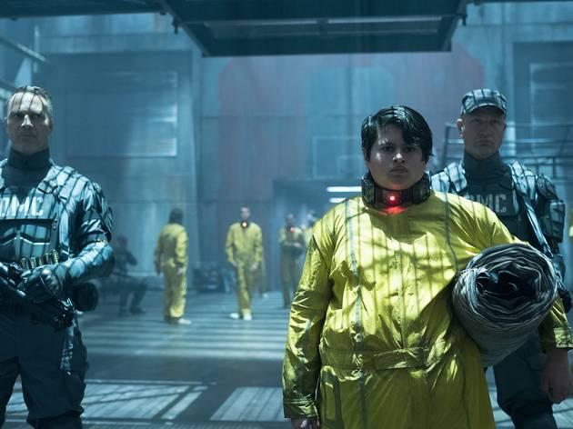 Julian Dennison as Russell in Twentieth Century Fox's Deadpool 2. Photo Credit: