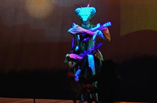 El canto de la rebelión (Foto: Cortesía Secretaría de Cultura)