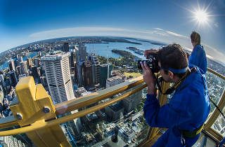 Cityscapes Masterclass at Sydney Tower