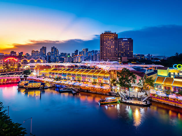 Clubs In Little Rock >> The Ultimate Guide to Clarke Quay