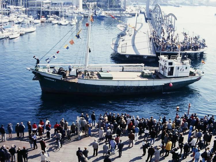 Exposició 'Un vaixell centenari'