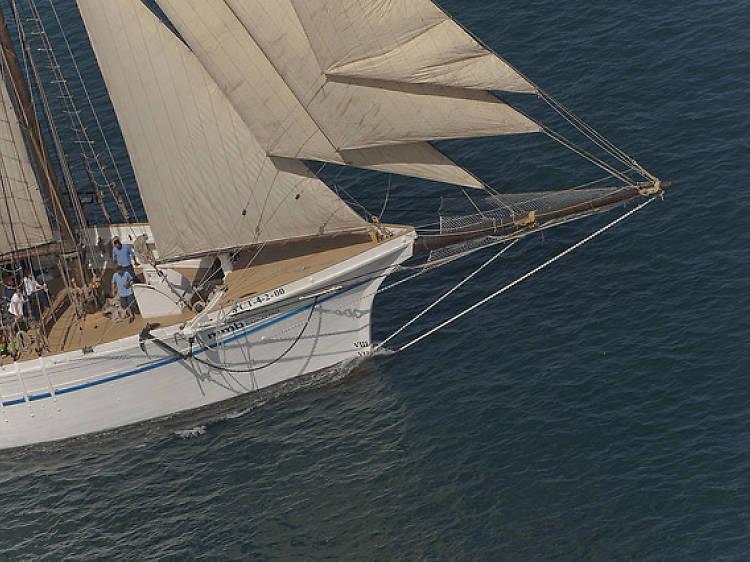 Encara un navegant centenari