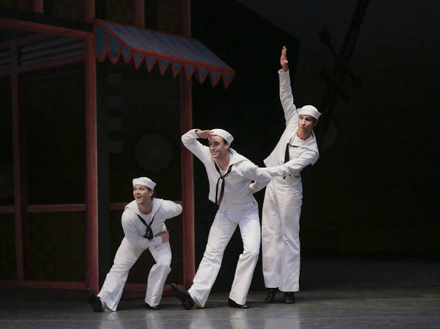 New York City Ballet Spring 2018: Fancy Free