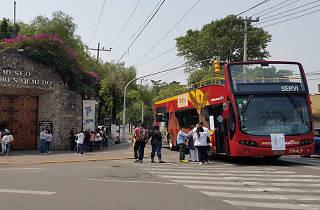 Rutas de Turibus gratis por el Mes de los Museos en la CDMX