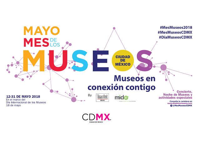 Mayo, Mes de los Museos 2018
