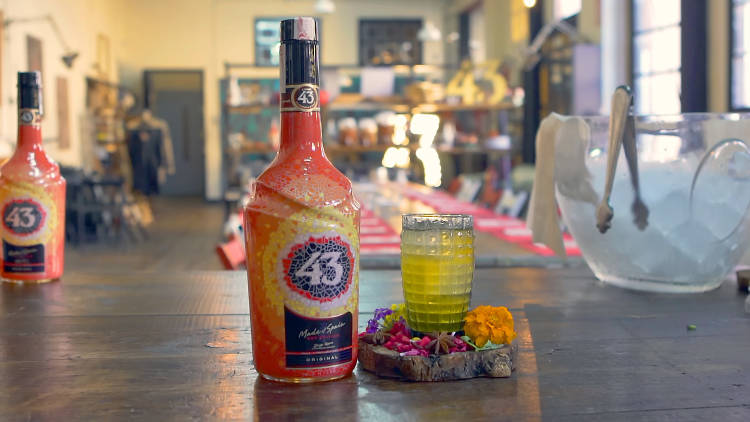 Licor 43 Made of Spain