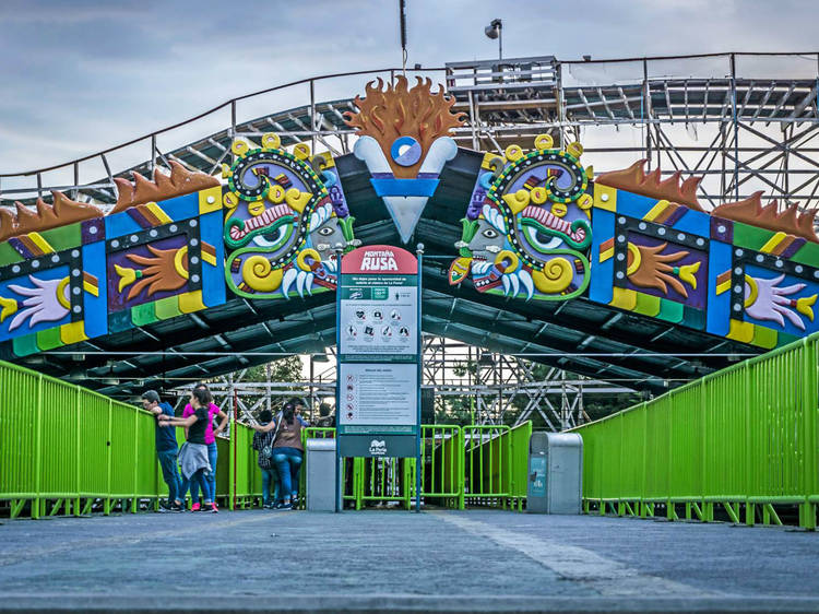 Visita La Feria de Chapultepec