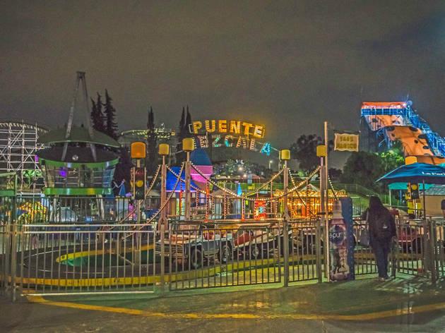 Feria de chapultepec (Foto: Ivan Macías)