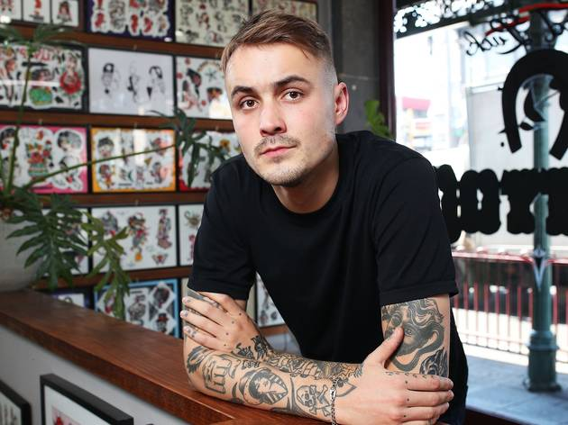 The best tattoo parlours in Melbourne