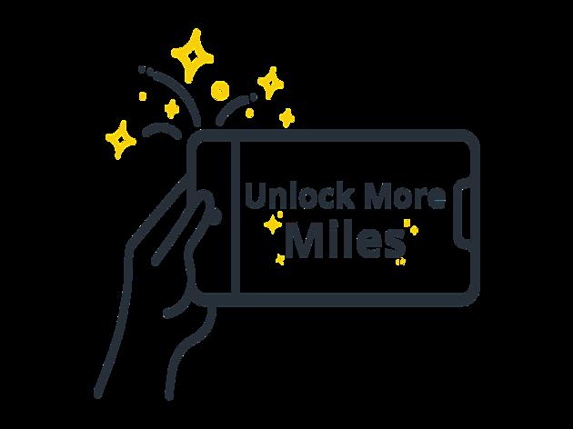 Asiamiles - Unlock more miles