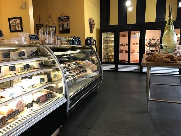 Backroom Eatery at Nicole-Taylor's Pasta & Market