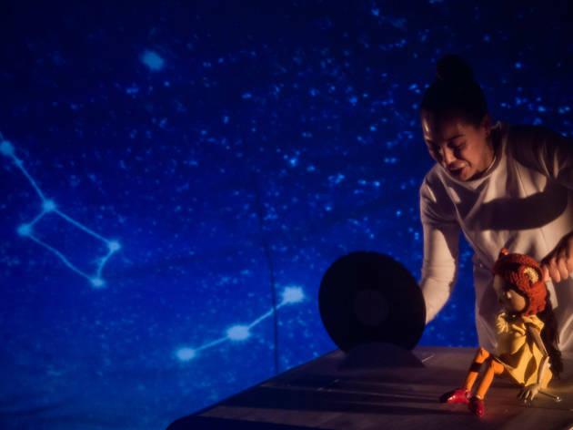 Las estrellas en el castillo (Foto: Cortesía de la producción)