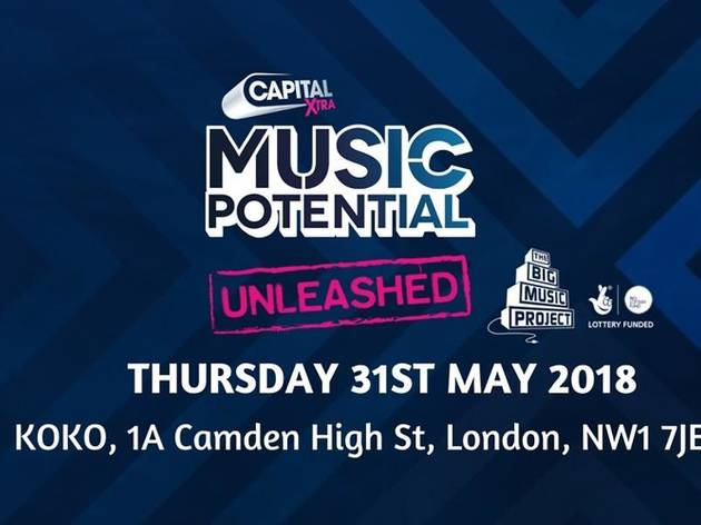 Capital XTRA's Music Potential Unleashed 2018