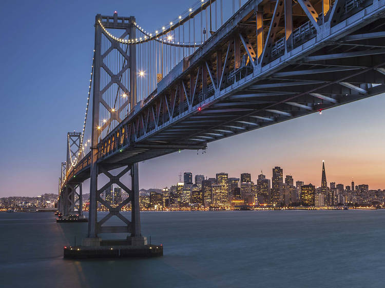 The best ways to travel from Oakland to San Francisco