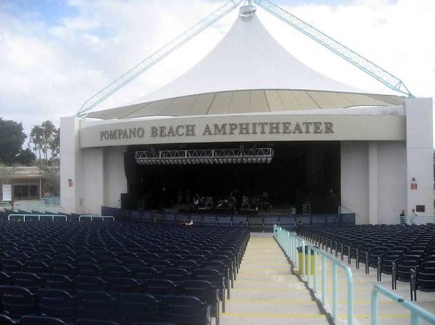 Pompano Beach Amphitheater Things To Do In Miami