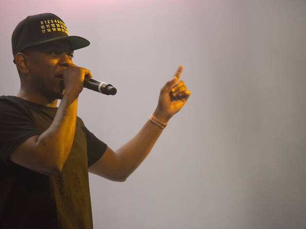 Kendrick Lamar, SZA & Schoolboy Q