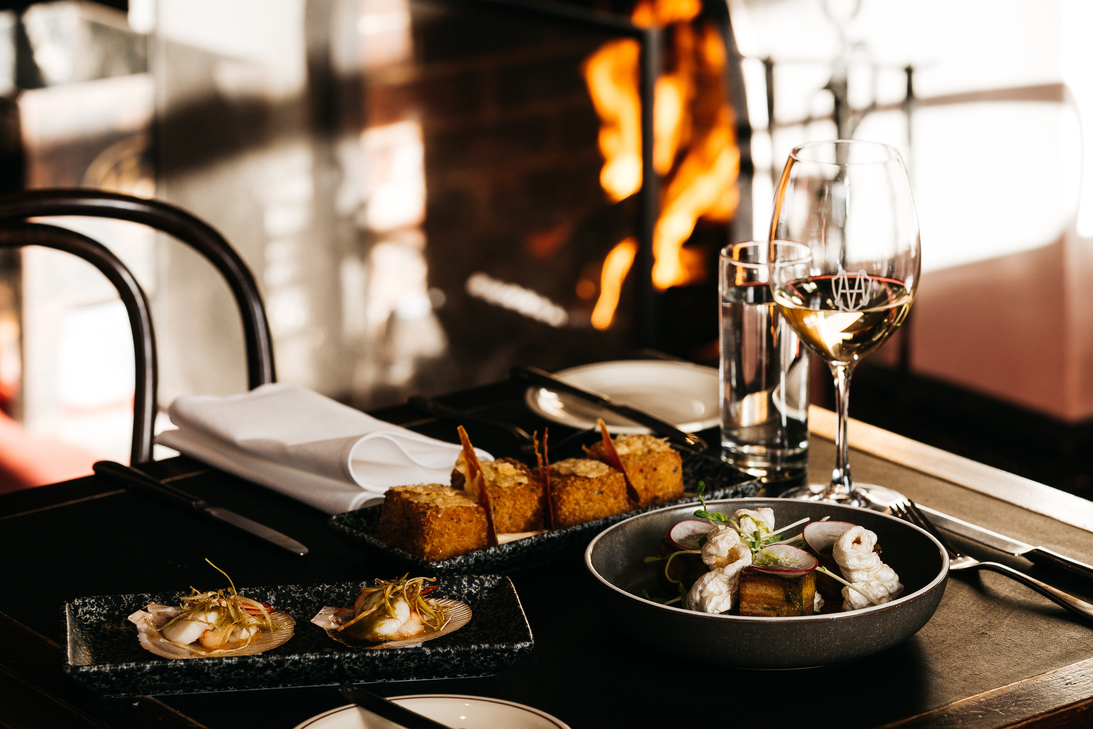 Winter warmers at the Middle Park Hotel