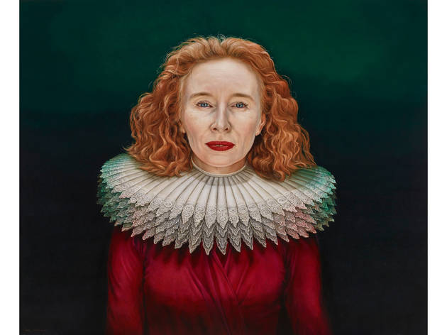 (Archibald finalist: Paul Jackson, 'Alison Whyte, a mother of the renaissance')