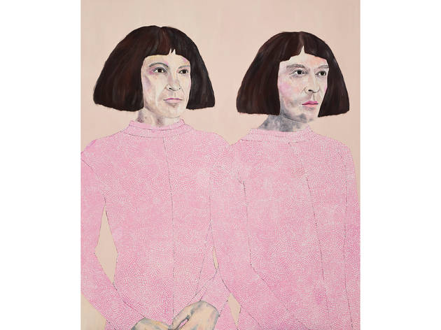 (Archibald finalist: Sally Ross, 'The Huxleys')